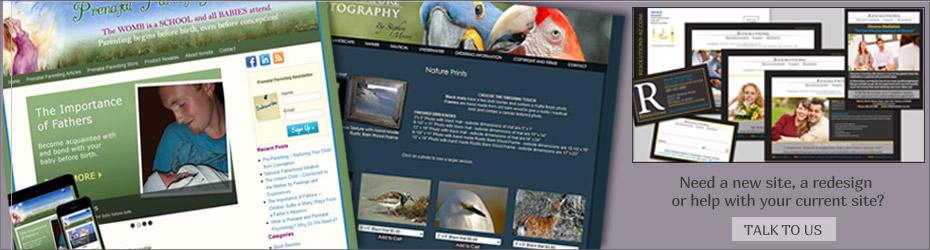 Silverleaf Design  Web Design