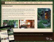 Forest Houses Resort Home Page